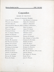 Page 7, 1906 Edition, New England Conservatory of Music - Neume Yearbook (Boston, MA) online yearbook collection