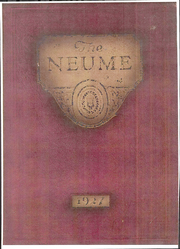New England Conservatory of Music - Neume Yearbook (Boston, MA) online yearbook collection, 1927 Edition, Page 1