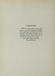 Page 10, 1932 Edition, New England Conservatory of Music - Neume Yearbook (Boston, MA) online yearbook collection