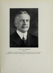 Page 17, 1932 Edition, New England Conservatory of Music - Neume Yearbook (Boston, MA) online yearbook collection