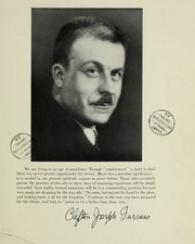 Page 3, 1933 Edition, New England Conservatory of Music - Neume Yearbook (Boston, MA) online yearbook collection