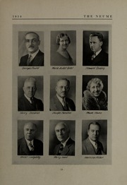 Page 17, 1934 Edition, New England Conservatory of Music - Neume Yearbook (Boston, MA) online yearbook collection