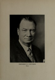Page 9, 1934 Edition, New England Conservatory of Music - Neume Yearbook (Boston, MA) online yearbook collection
