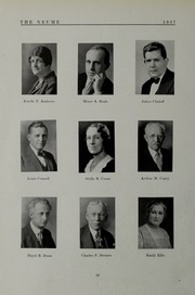 Page 16, 1937 Edition, New England Conservatory of Music - Neume Yearbook (Boston, MA) online yearbook collection
