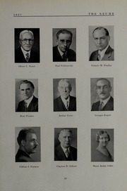 Page 17, 1937 Edition, New England Conservatory of Music - Neume Yearbook (Boston, MA) online yearbook collection