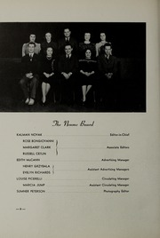 Page 10, 1941 Edition, New England Conservatory of Music - Neume Yearbook (Boston, MA) online yearbook collection