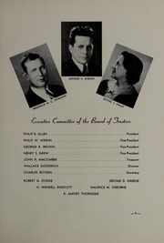 Page 13, 1941 Edition, New England Conservatory of Music - Neume Yearbook (Boston, MA) online yearbook collection