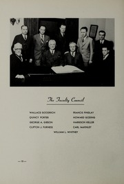 Page 14, 1941 Edition, New England Conservatory of Music - Neume Yearbook (Boston, MA) online yearbook collection