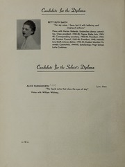 Page 16, 1945 Edition, New England Conservatory of Music - Neume Yearbook (Boston, MA) online yearbook collection