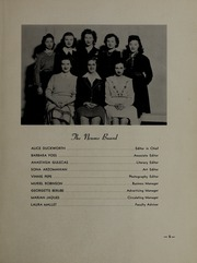 Page 9, 1945 Edition, New England Conservatory of Music - Neume Yearbook (Boston, MA) online yearbook collection