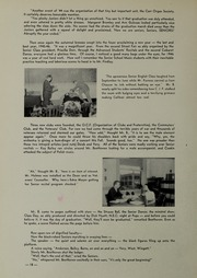 Page 22, 1946 Edition, New England Conservatory of Music - Neume Yearbook (Boston, MA) online yearbook collection