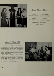 Page 24, 1946 Edition, New England Conservatory of Music - Neume Yearbook (Boston, MA) online yearbook collection