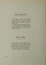 Page 30, 1946 Edition, New England Conservatory of Music - Neume Yearbook (Boston, MA) online yearbook collection