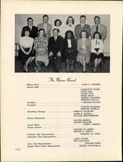 Page 12, 1948 Edition, New England Conservatory of Music - Neume Yearbook (Boston, MA) online yearbook collection