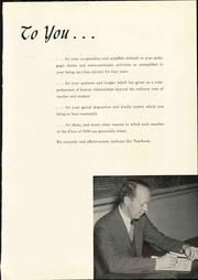 Page 11, 1950 Edition, New England Conservatory of Music - Neume Yearbook (Boston, MA) online yearbook collection