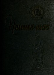 New England Conservatory of Music - Neume Yearbook (Boston, MA) online yearbook collection, 1955 Edition, Page 1