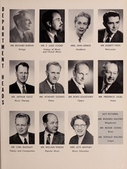 Page 17, 1959 Edition, New England Conservatory of Music - Neume Yearbook (Boston, MA) online yearbook collection