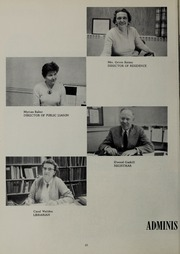 Page 14, 1962 Edition, New England Conservatory of Music - Neume Yearbook (Boston, MA) online yearbook collection
