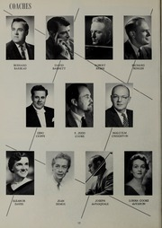 Page 16, 1962 Edition, New England Conservatory of Music - Neume Yearbook (Boston, MA) online yearbook collection