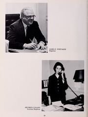 Page 18, 1968 Edition, New England Conservatory of Music - Neume Yearbook (Boston, MA) online yearbook collection