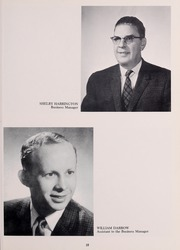 Page 19, 1968 Edition, New England Conservatory of Music - Neume Yearbook (Boston, MA) online yearbook collection