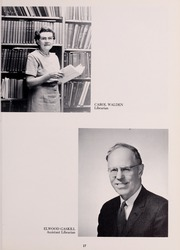 Page 21, 1968 Edition, New England Conservatory of Music - Neume Yearbook (Boston, MA) online yearbook collection