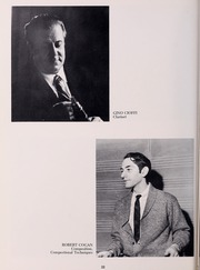 Page 26, 1968 Edition, New England Conservatory of Music - Neume Yearbook (Boston, MA) online yearbook collection