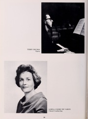 Page 28, 1968 Edition, New England Conservatory of Music - Neume Yearbook (Boston, MA) online yearbook collection