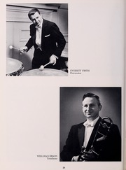 Page 30, 1968 Edition, New England Conservatory of Music - Neume Yearbook (Boston, MA) online yearbook collection