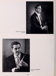 Page 32, 1968 Edition, New England Conservatory of Music - Neume Yearbook (Boston, MA) online yearbook collection