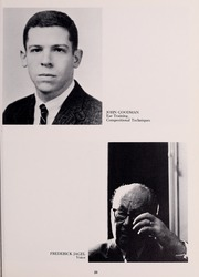 Page 33, 1968 Edition, New England Conservatory of Music - Neume Yearbook (Boston, MA) online yearbook collection