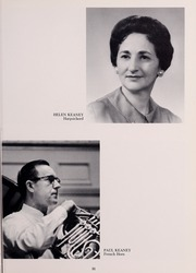 Page 35, 1968 Edition, New England Conservatory of Music - Neume Yearbook (Boston, MA) online yearbook collection