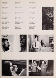 Page 111, 1969 Edition, New England Conservatory of Music - Neume Yearbook (Boston, MA) online yearbook collection
