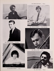 Page 37, 1976 Edition, New England Conservatory of Music - Neume Yearbook (Boston, MA) online yearbook collection