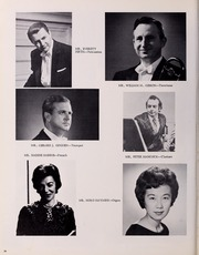 Page 38, 1976 Edition, New England Conservatory of Music - Neume Yearbook (Boston, MA) online yearbook collection