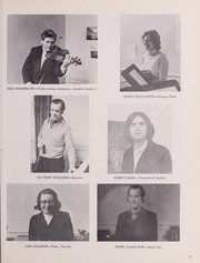 Page 45, 1976 Edition, New England Conservatory of Music - Neume Yearbook (Boston, MA) online yearbook collection