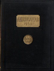 1925 Edition, Harvard School of Medicine - Aesculapiad Yearbook (Cambridge, MA)
