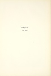 Page 8, 1937 Edition, Harvard School of Medicine - Aesculapiad Yearbook (Cambridge, MA) online yearbook collection