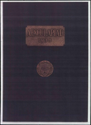 1938 Edition, Harvard School of Medicine - Aesculapiad Yearbook (Cambridge, MA)