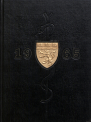 1965 Edition, Harvard School of Medicine - Aesculapiad Yearbook (Cambridge, MA)