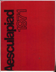 1971 Edition, Harvard School of Medicine - Aesculapiad Yearbook (Cambridge, MA)