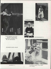 Page 13, 1972 Edition, Walnut Hill School - Summit Yearbook (Natick, MA) online yearbook collection