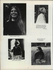 Page 14, 1972 Edition, Walnut Hill School - Summit Yearbook (Natick, MA) online yearbook collection