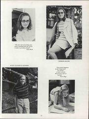 Page 17, 1972 Edition, Walnut Hill School - Summit Yearbook (Natick, MA) online yearbook collection