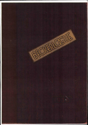 1938 Edition, Becker College - Beckerlogue Yearbook (Worcester, MA)
