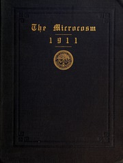 Page 1, 1911 Edition, Simmons College - Microcosm Yearbook (Boston, MA) online yearbook collection