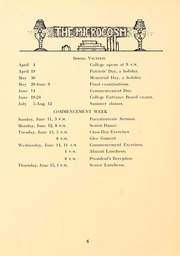 Page 12, 1911 Edition, Simmons College - Microcosm Yearbook (Boston, MA) online yearbook collection