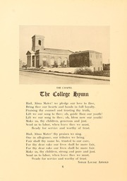 Page 14, 1911 Edition, Simmons College - Microcosm Yearbook (Boston, MA) online yearbook collection