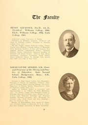 Page 15, 1911 Edition, Simmons College - Microcosm Yearbook (Boston, MA) online yearbook collection