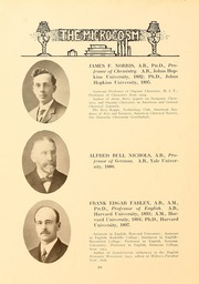 Page 16, 1911 Edition, Simmons College - Microcosm Yearbook (Boston, MA) online yearbook collection